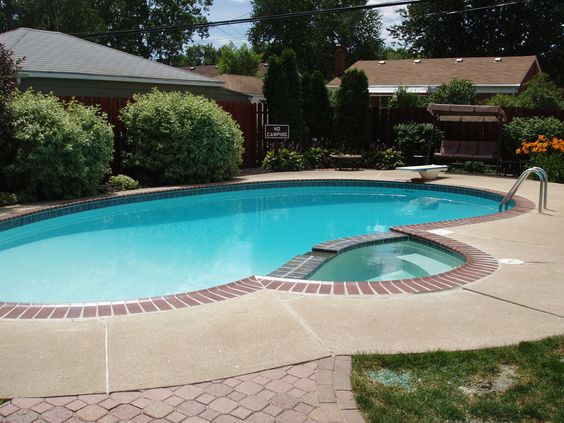 Save Small In ground Pool Design