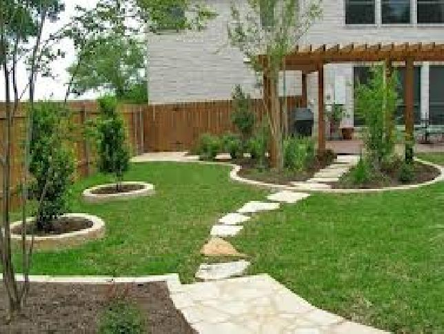 Save Small Yard Idea