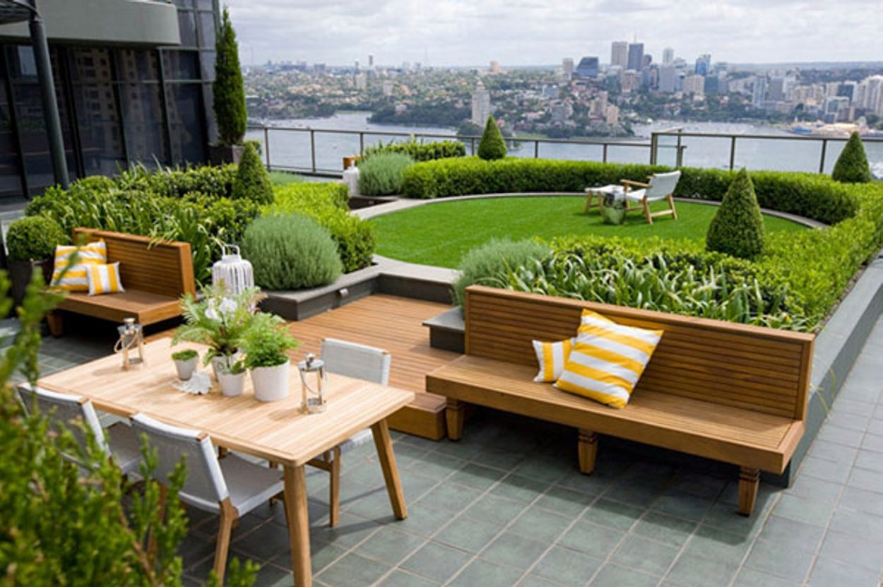 Save Terrace Design
