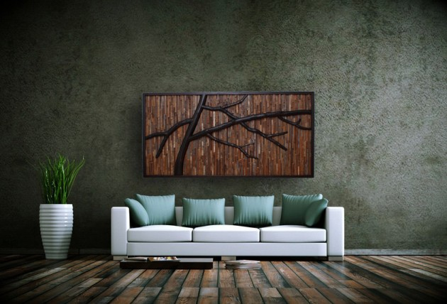 Save Wood Wall Decor