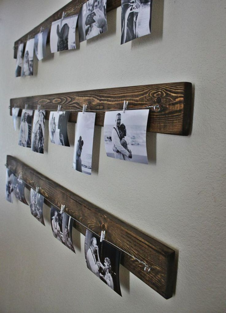 Simple Wall Decor Idea