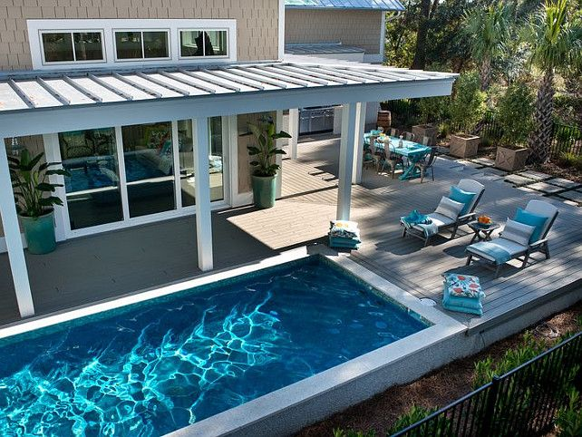 Small Backyard Pool Layout