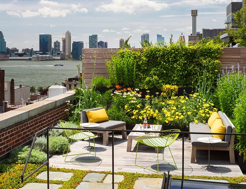 Terrace Design Image