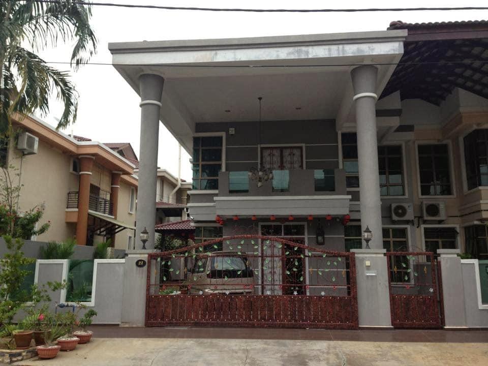 Terrace House Design Image