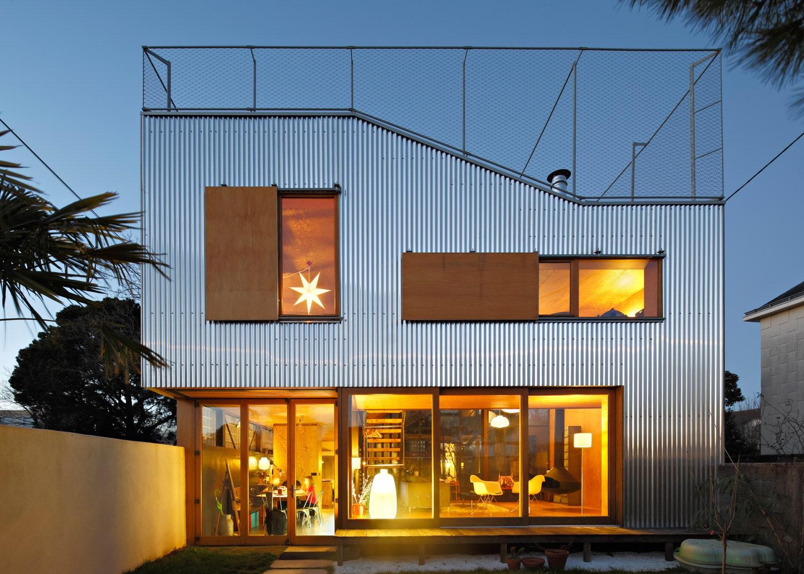 Terrace House Design Picture