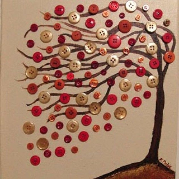 Tree Art Idea