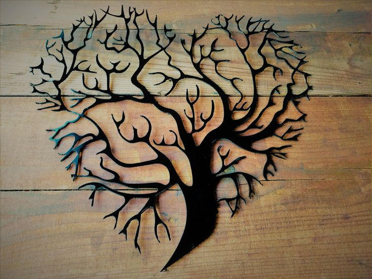 Tree Wall Art Design