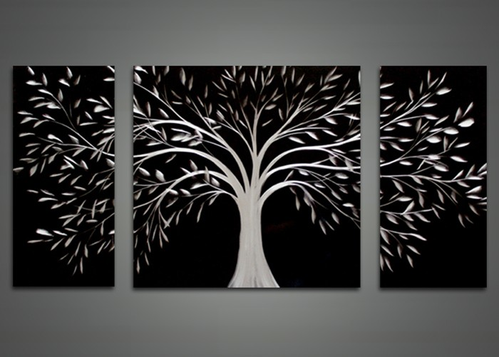 Tree Wall Art Idea