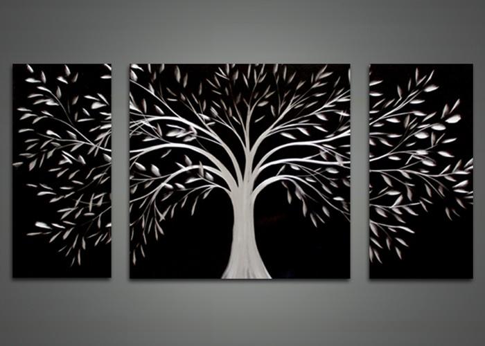 Tree Wall Art Idea