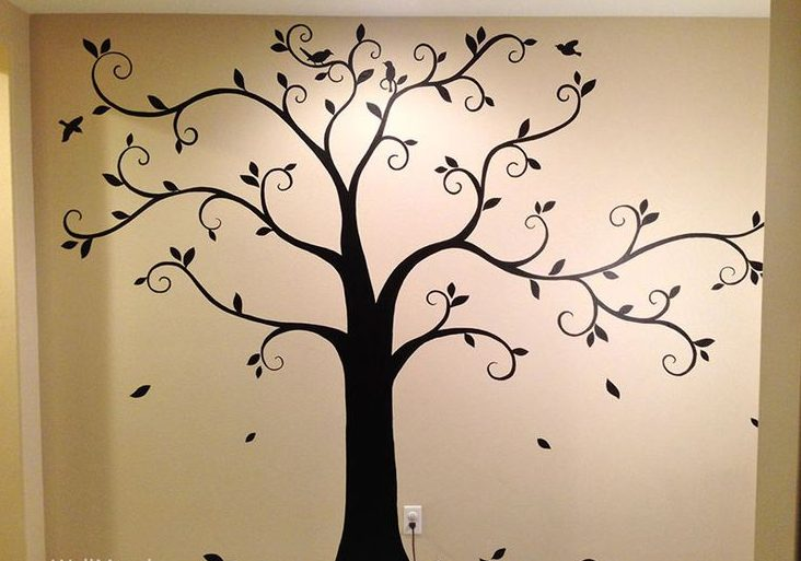Tree Wall Art Picture