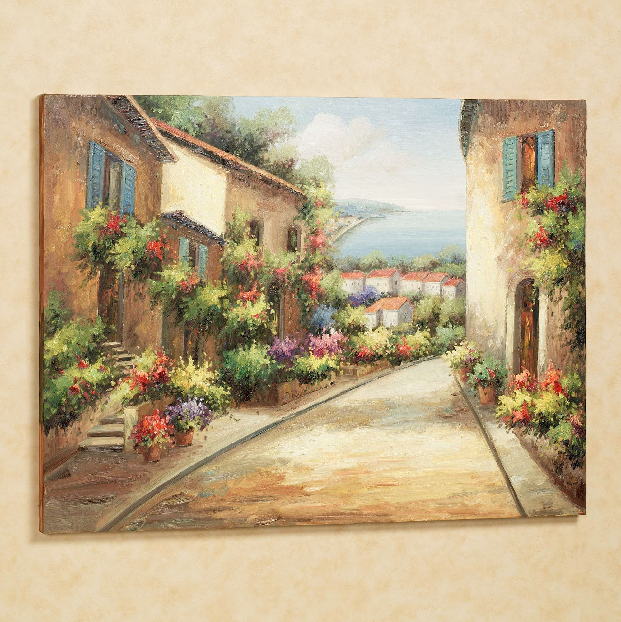Tuscan Decor Picture