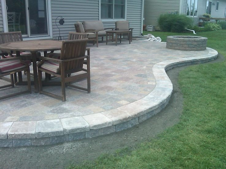 Unique Backyard Patio Design