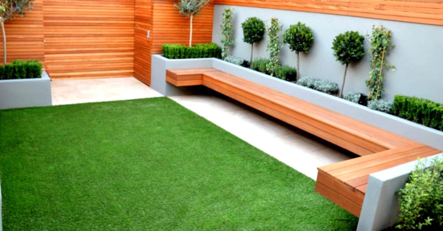 Unique Garden Design Plan
