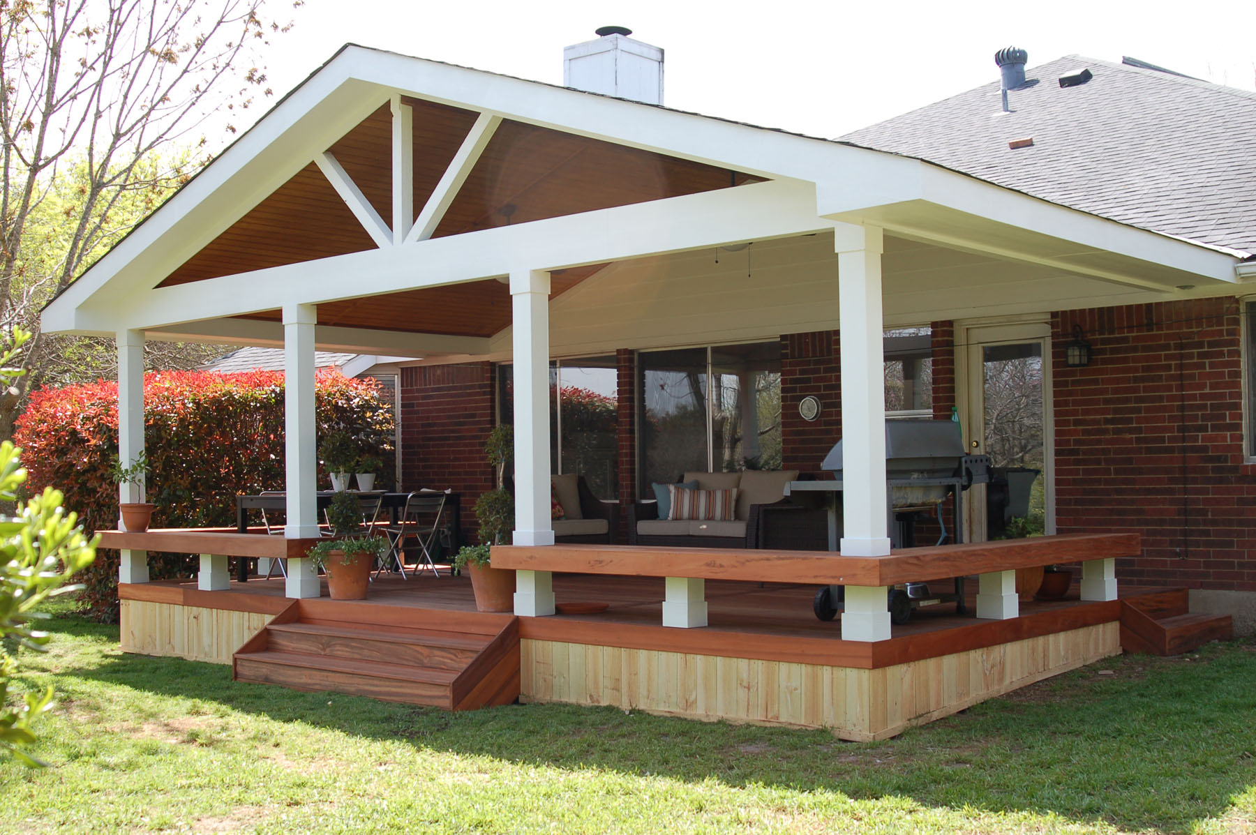 Unique Screen Porch Idea