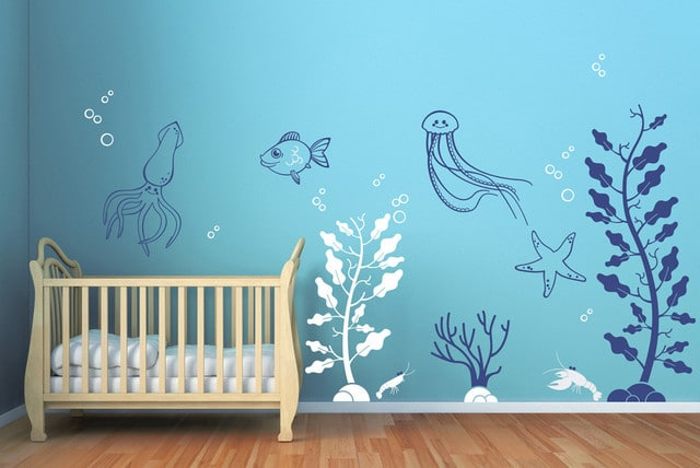Unique Wall Decal