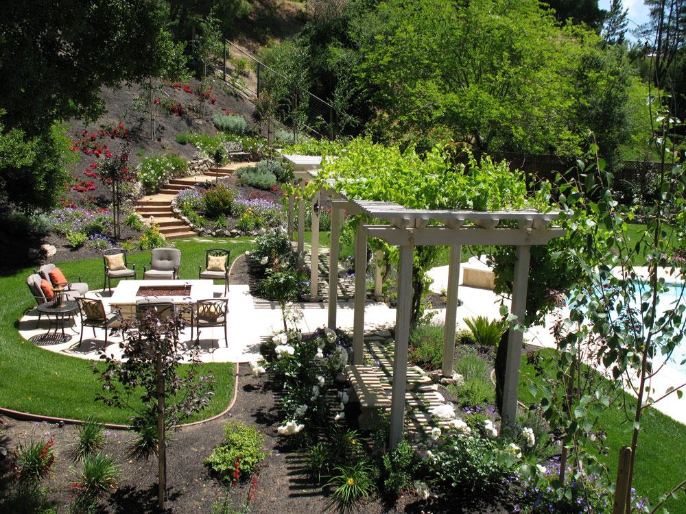 Vegetable Garden Idea