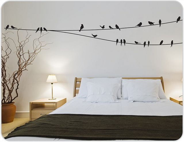 Wall Decor Sticker Idea