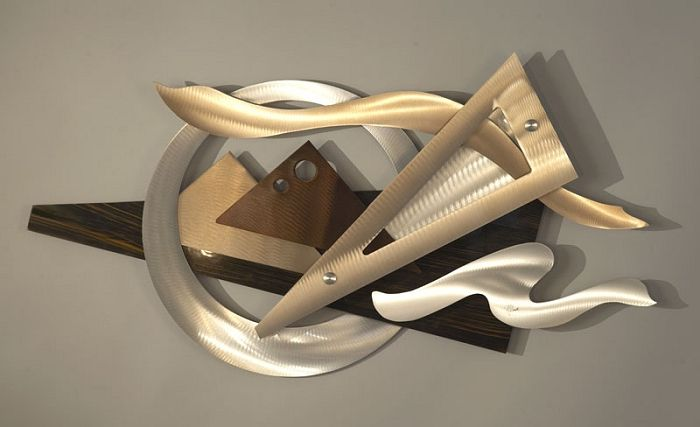 Wall Sculpture Design