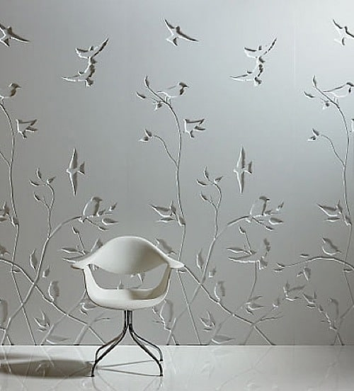 White Wall Painting