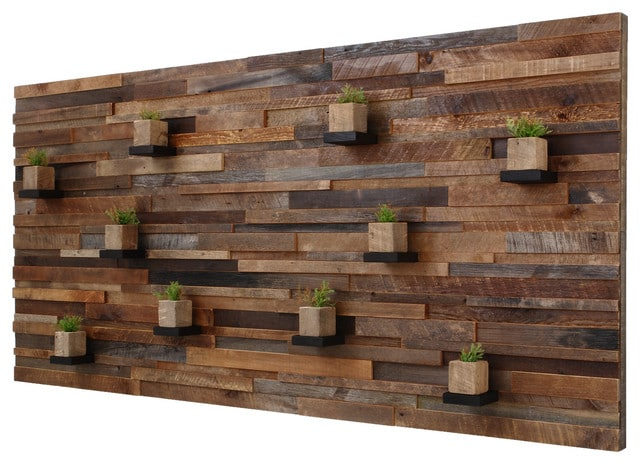 Wood Rustic Wall Decor