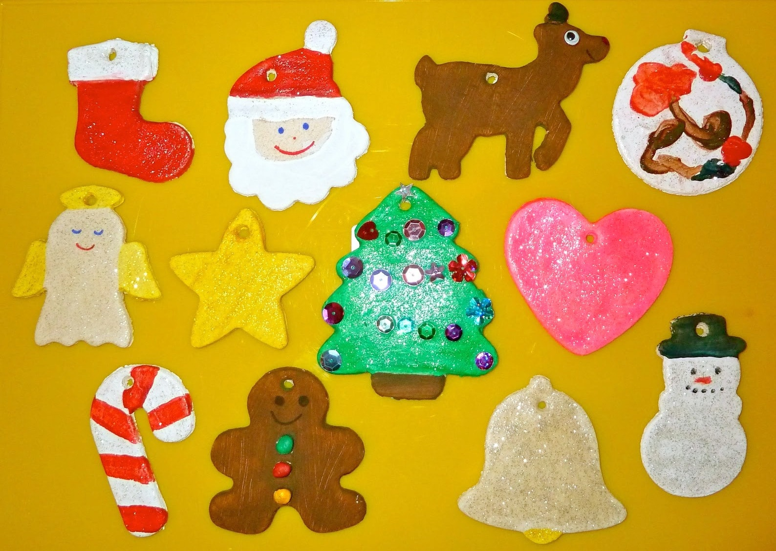 Xmas Craft Items