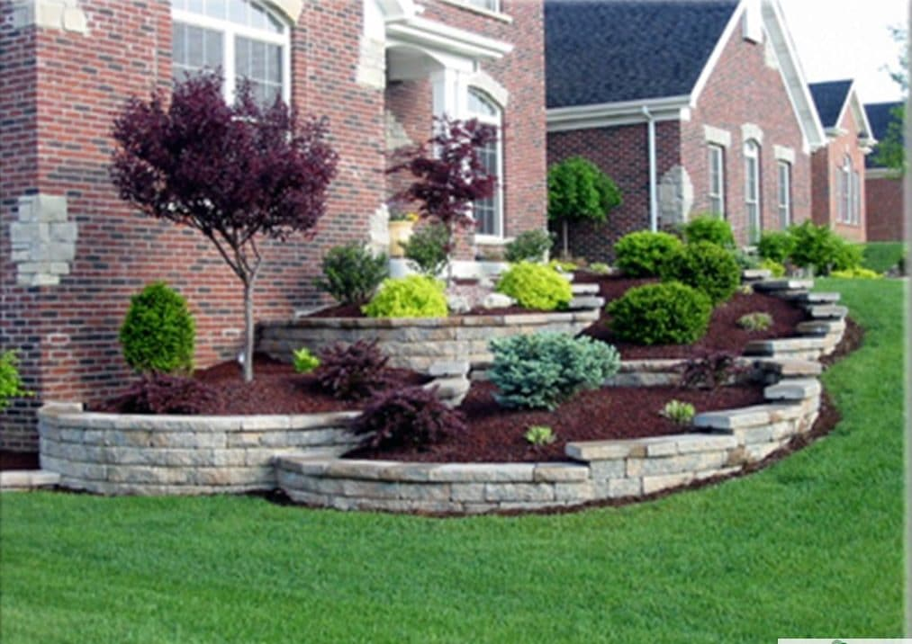 Yard Landscaping Design